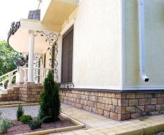 Утепление и декоративная отделка фасада