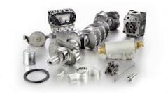 Wide choice of spare parts of motor group