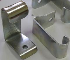 Electroplated coating of metal products