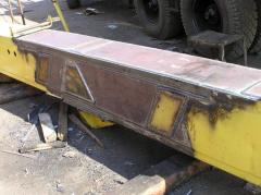 Ремонт грузоподъемного оборудования