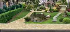 Ландшафтен дизайн на градината