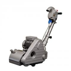 Rent of the grinder for CO 206 parque