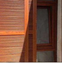 Заполнение проёмов: окна, входные двери, порталы, фасадное остекление.
