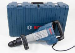 Rent of the Bosch GSH 11 VC Professional concrete