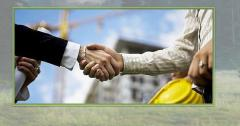 Услуги генерального подрядчика  Капитальное строительство