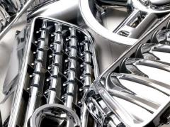 Chromium plating, galvanizing, nickel plating,