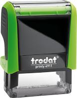 Штампы на автоматической оснастке фирм: Trodat, Colop,Shiny