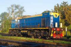 Тепловозы серии ТЭМ2, ТГМ6, ТГМ4 с локомотивными бригадами в аренду