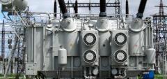 Монтаж нового высоковольтного оборудования до 330