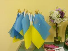 Друк Прапорів Украіни В Херсоні.