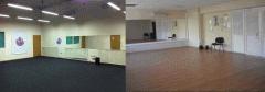 Аренда зала для танцев, йоги, индивидуальных и групповых занятий