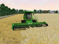 Уборка зерновых, подсолнечника, кукурузы комбайном Джон Дир