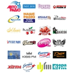 Advertizing campaigns on radio stations of Ukraine