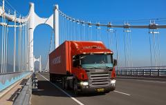 Cargo transportation Europe-Asia