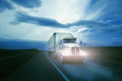 Automobile cargo transportation Russia-Ukraine