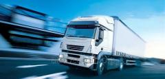 Automobile cargo transportation Ukraine-Germany