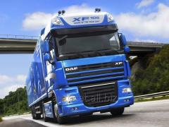 Camionnage de voitures Ukraine-France