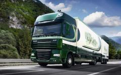 Automobile cargo transportation Italy-Ukraine