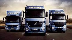 خدمات نقل الشحنات