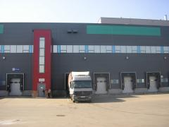 Cross docking in Ukraine