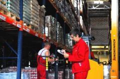 Organization of warehousing