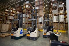 Responsible warehousing of loads