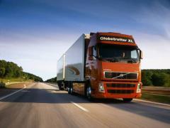 Послуги вантажних агентств, логістика, перевезення вантажів