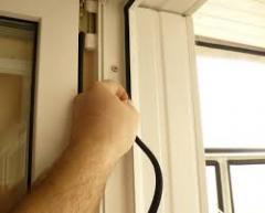 Replacing of window seal box