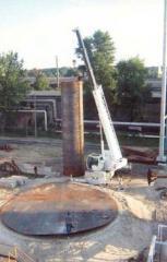 Transfer, repair of reservoirs