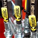 Repair, production, pressure testing, rolling of