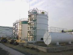 Обслуживание и ремонт нефтебаз и складов ГСМ