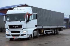 Oversized cargo transportation Ukraine-Russia