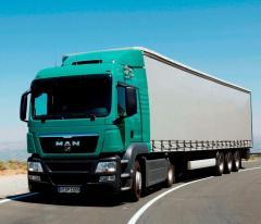 산업 장비 운송