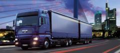 산업 화물 운송