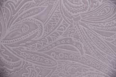 Hot stamping of fabric, skin Design