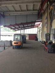 Construction of warehouse to 5000 sq.m.