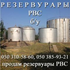 Поставка и монтаж противопожарных резервуаров РВС