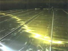 Монтаж и поставка понтонов для резервуаров
