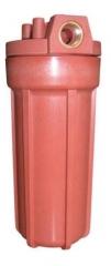 Монтаж картриджей для фильтров очистки горячей