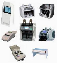 Diagnostics of the bank equipment, Diagnostics of
