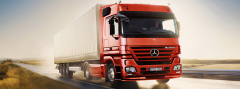 Automobile cargo transportation from Germany to