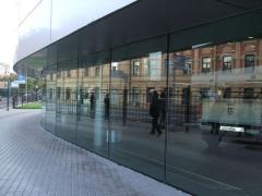 Design of translucent facades