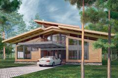 Строительство канадских домов