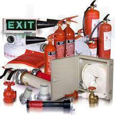 Пожарное и противопожарное оборудование, инвентарь и все для пожарной