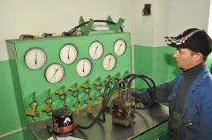 Диагностика и ремонт  пневматической системы грузовых автомобилей, прицепов и автобусов.