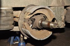 Диагностика и ремонт тормозной системы грузовых автомобилей, прицепов и автобусов.