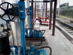 Equipment for oil depots