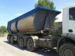 Ремонт грузовых кузовов