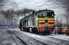 Reparação de locomotivas diesel