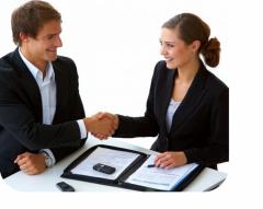 Professional teams of sales representatives,